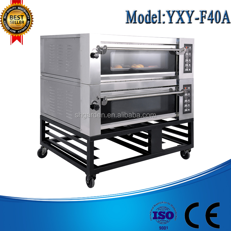 hot sell YXD series CE pizza oven electric,bread toaster,bakery machinery