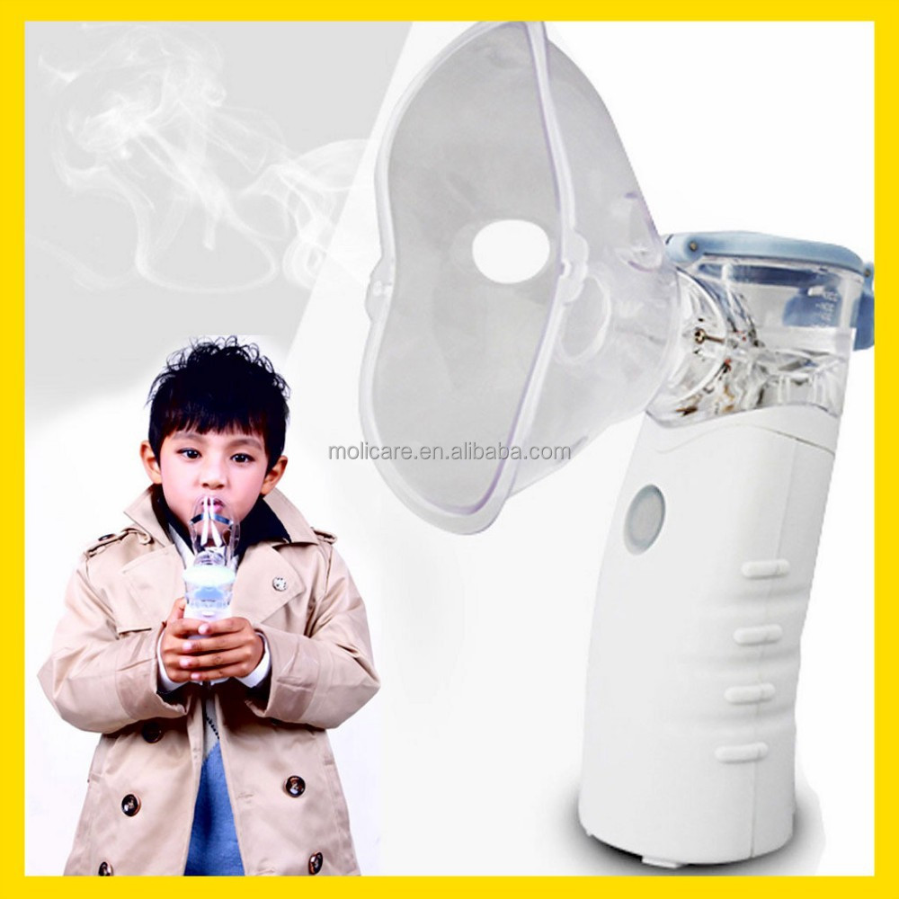 medical home clinic hospital use ultrasonic plastic inhaler