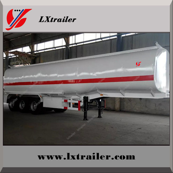 50000 litres oil tanker semi trailer / Three axles type for the transportation of petrol