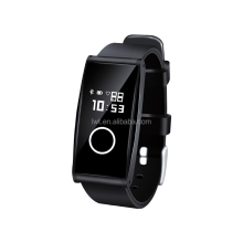 2018 new pedometer watches wristband Smart Fitness Wearable Technology Fitness Bluetooth Barcelet