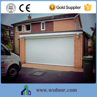 automaitc waterproof rolling garage door