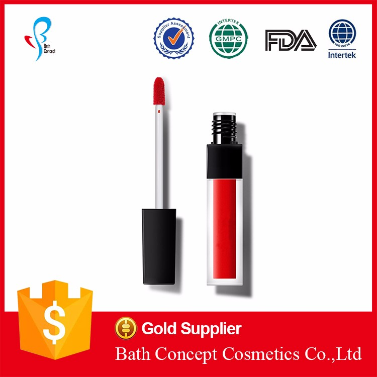 Customized Packaging popular lip gloss