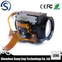 Mini 10X Zoom Lens 3.3-33mm auto iris lens