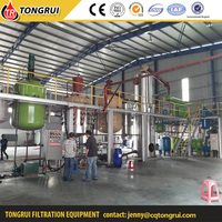 Chongqing newest standard exclusive techology oil filtration system