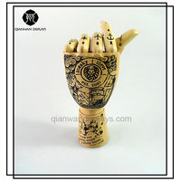High Quality Mobilizable Wooden Mannequin Hand for Jewelry Display