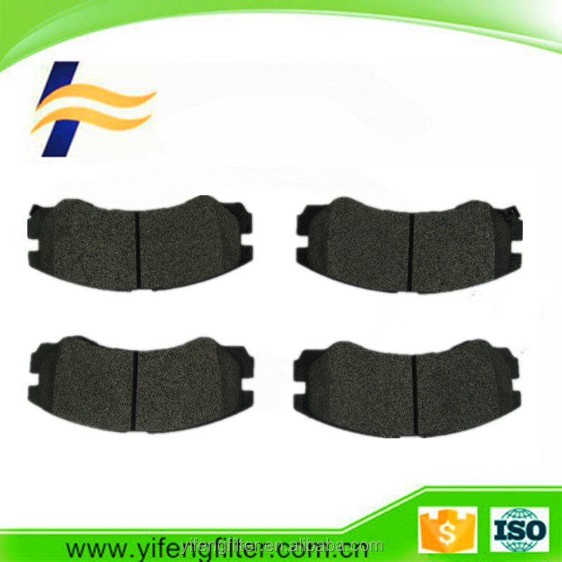 brake pads for ISUZ-U OPEL VAUXHALL OE# 8-97035-257-0