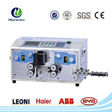 High Quality Computerized Wire Cutting Stripping Machine