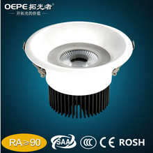 150mm Cut Hole 30W Downlight Ceiling Embedded Mounted Led Cob Downlight