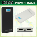 Large capacity 20000mah solar power bank for smartphone