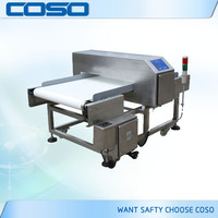 Conveyor Belt Metal Detector for noodle production Processing Industry