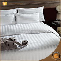 queen bed new style stripe bedding for presidential suite 5 star hotels