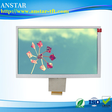 LCD panel 8.0 inch TFT lcd screen resolution 800x480 pixels 50 pin lcd screen