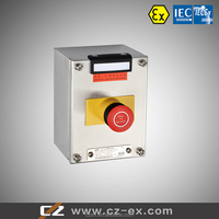 Stainless Steel Customized Explosion Proof Control Box