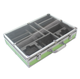 Customized Hard Aluminum Tool Case with EVA Foam Insert