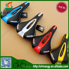 Multi colours road bicycle saddle mountain bicycle saddle folding bike saddle