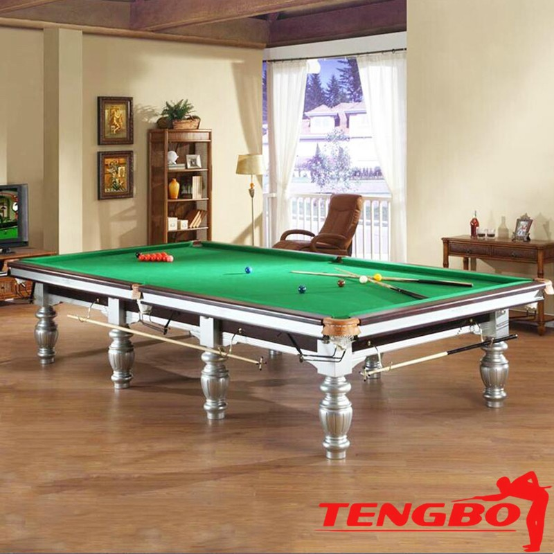 Tengbo high quality 12ft solid wood and slate tb uk004 for 12ft snooker table for sale uk