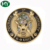 Custom Metal Challenge Souvenir Coin With Gold Plating