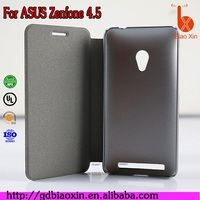 new style simple fashion colorful cell phone case for Asus Zenfone 4.5, for Asus T00Q leather cover