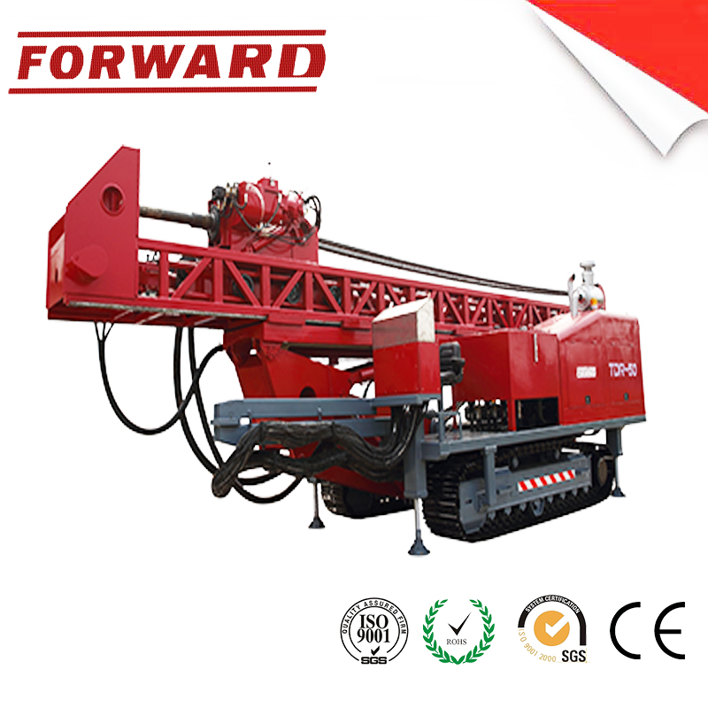 4 - 47'' 1500m Oil And Gas , Mine Exploration Core Drilling Machine