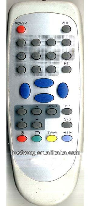 TV nobel 9012 remote control