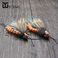 Wholesale fly fishing flies stick bait artificial fishing lure