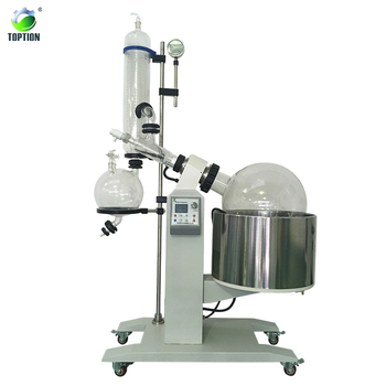 Lab 10l Rotary Evaporator With Circulating Vacuum Pump and Chiller