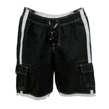 High Quality Breathable Microfiber twill boardshorts
