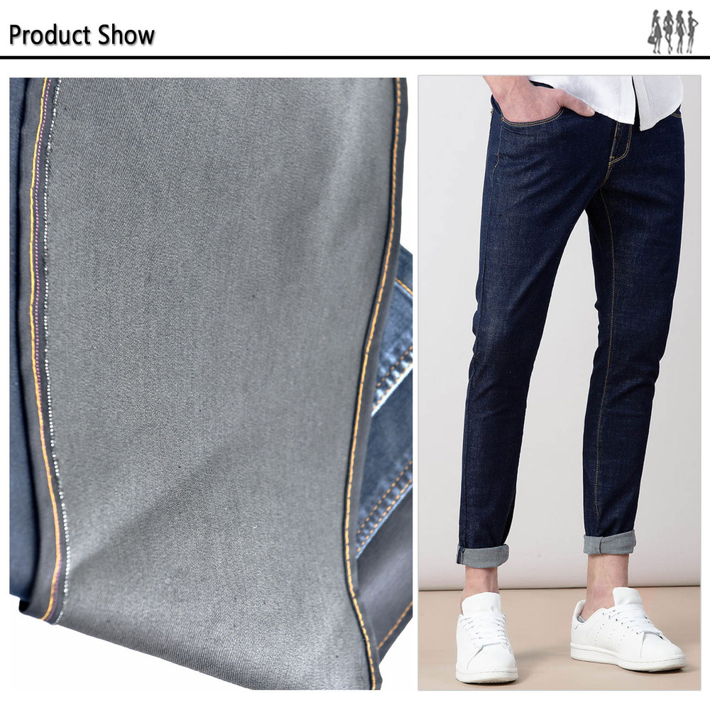 Perfect Stretch denim fabric for business