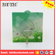 Plastic hook socks hook hanging plastic hook adhesive for webbing