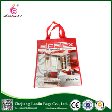 Custom Printed Eco Friendly Recycle Reusable PP Laminated Non Woven Bag