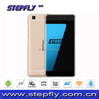 Ulefone Future 5.5 inch FHD Touch ID 4GB RAM 32GB ROM MTK6755 Android 6.0 4G LTE Smart phone