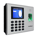 The latest product built-in battery biometric time attendace system with fingerprint reader