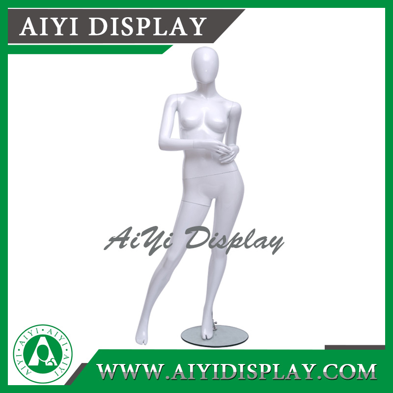 Plastic Durable Full Big Butt Female Mannequin