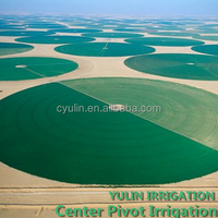 Center Pivot Irrigation System for Agriculture Farm irrigation Equipment