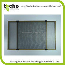 sliding anti-theft screen window and sliding window for villa