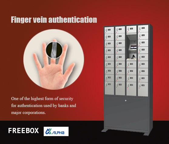 FREEBOX Fingerv Vein Electronic Locker
