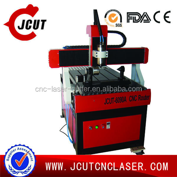wood engrave cut machine CNC wood engrave machine CNC router 4 axis JCUT-6090A