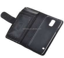 Hdan ID/Credit Card Slots Billfold For Samsung Galaxy Note 3 Protective Phone Case