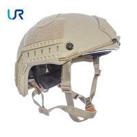 ballistic bullet proof helmet military for police level 3