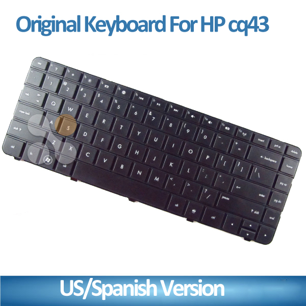 laptop Keyboard factory US UK Spanish version G4 G6 G4-1000 G6-1000 CQ43 keyboard 698694-001