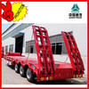 3 Axle Construction Equipment Transport 60ton