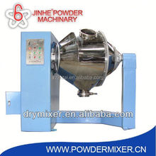 Stable Performance mixer for dry powder ribbon blender