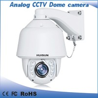 Low analog Pelco PTZ camera price 30x 700tvl tvl dome camera