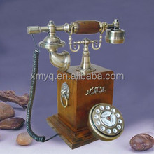 Retro Vintage Reproduction Desk Phone Antique Corded Telephone For Old People