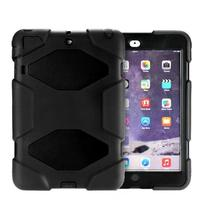 Extreme Durable Shockproof Waterproof Dustproof PC silicone tablet case scratchproof Screen Protector cover for ipad air