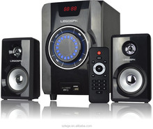 professional 2.1usb sd speaker radio,2.1 speaker system with amplifier,computer speakers
