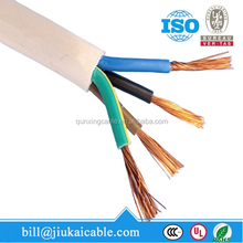 300/300v 450/750v waterproof PVC insulated electric wire spindle