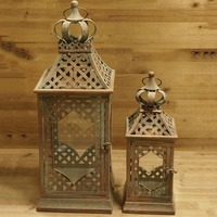 wholesale metal candle moroccan lantern sale, large cheap moroccan hang brass lantern