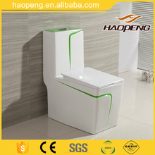 Newest Modern Design Big Size Washdown/Siphonic One Piece Ceramic WC Toilet Bowl Prices
