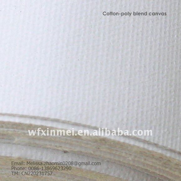 CHINA XINMEI glossy /waterproof inkjetcotton canvas printing